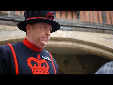 """The """"Tower Of London"""" Palace, Prison, Menagerie, Royal Mint and Keeper of the """"Crown Jewels"""""""