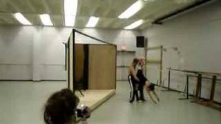 Lauri Stallings Rehearsal: Atlanta Ballet