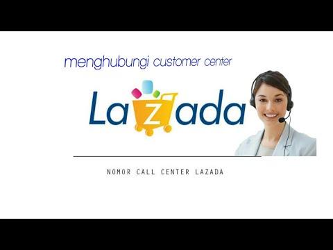 Cara cepat menghubungi pihak lazada (customer service