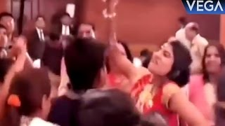Ravindra Jadeja Fiance Reeva Solanki Dance on DJ Bravo Champion Song in Wedding celebrations