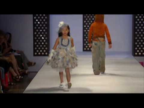 acc86429e FIT Fashion Show 2009 - Children s Wear - YouTube