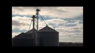 Northern Iowa: Farming- Sunsets- Lakes [Flyin