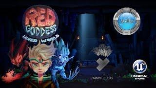Red Goddess Inner World Gameplay 60fps