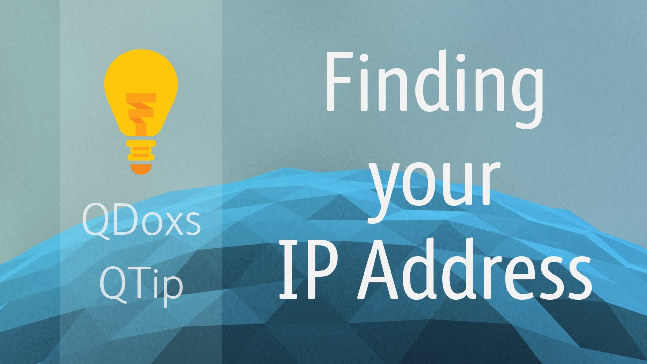 Find the IP Address of Your Xerox Machine, QDoxs QTip!
