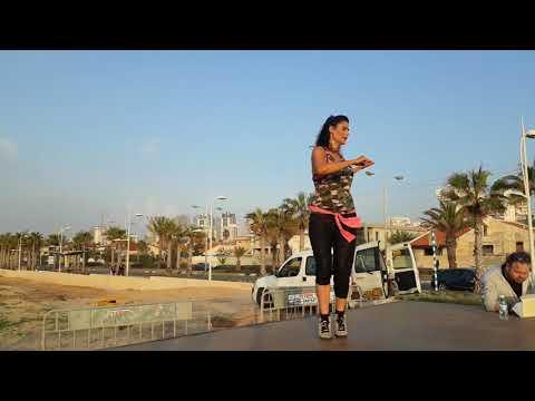 Mi gna Zumba® with Ayelet Naor- Mi gna