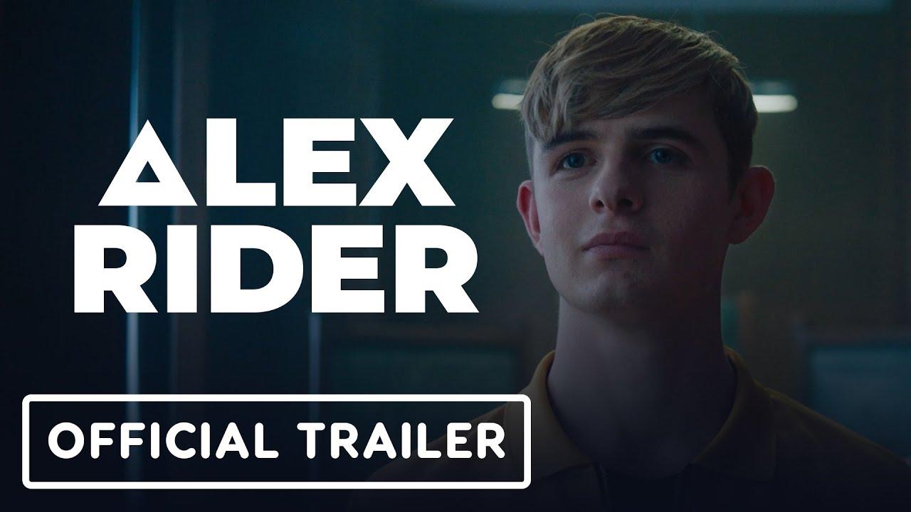 Download Alex Rider: Exclusive Season 1 Official Trailer