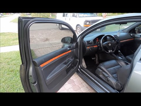 3m Wrap My Mk5 Gti Interior Trim Youtube