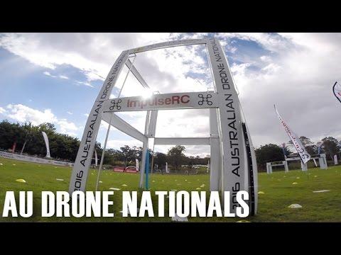 Australian Drone Nationals Acro Round 1