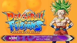 Hype Music: Dragon Ball Fusions - Battle Theme