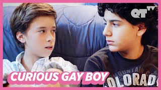 Little Gay Boy Falls In Love With His Best Friend | Drama | '4 Moons'
