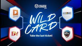 Clash Royale League Asia - Wild Card