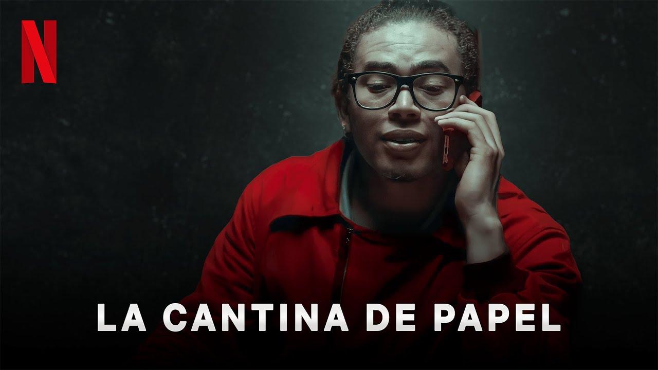 Whindersson invadiu La Cantina de Papel | Paródias | Netflix Brasil