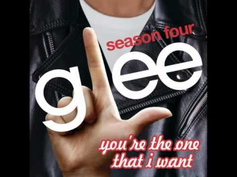You're The One That I Want - Glee (MP3 DOWNLOAD)