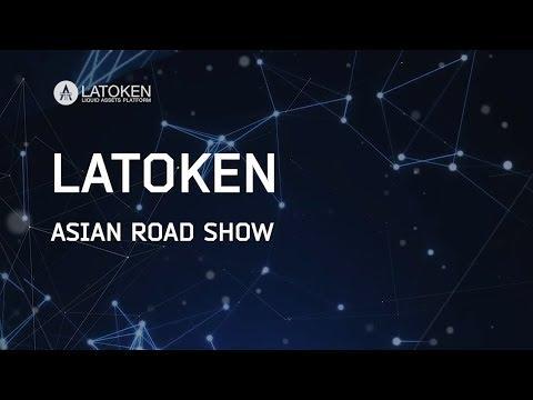 LAToken Asian Roadshow