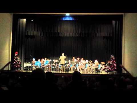 Eastern Hancock Middle School Band Holiday Program(3)
