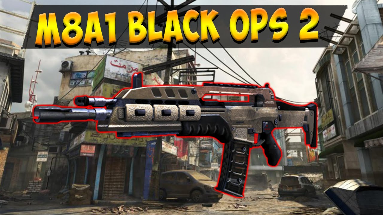 SWARM - M8A1 Black Ops 2 Gameplay - YouTube M1216 Black Ops 2