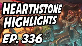 Hearthstone Daily Highlights | Ep. 336 | bmkibler, DisguisedToastHS, xChocoBars