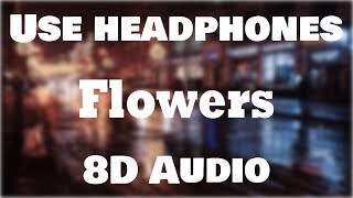 Download iann dior - Flowers (8D AUDIO)🎧🥀 [BEST VERSION]