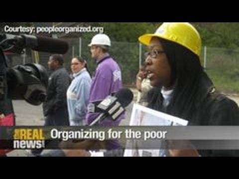 Organizing for the poor