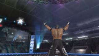WWE SmackDown vs. Raw 2008 PlayStation 3 Gameplay - Rey