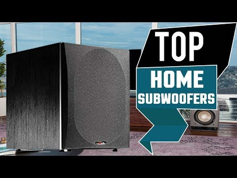 Polk Audio PSW505 12 Inch Powered Subwoofer Review