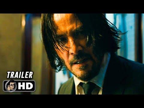JOHN WICK 3 Trailer 2 (2019) Keanu Reeves