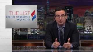 Translators: Last Week Tonight with John Oliver (HBO)(Translators who have aided the U.S. Military in Afghanistan and Iraq are in great danger in their home countries, but red tape is making it impossible for many of ..., 2014-10-20T06:30:02.000Z)