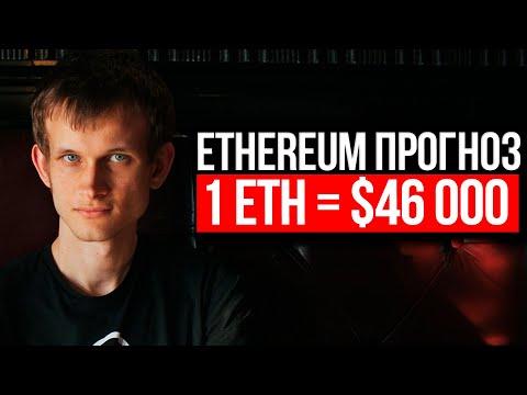 Эфир всех удивит! Когда Ethereum 2.0 и что обещает Виталик Бутерин