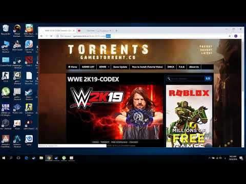 Wwe2k19 Download On Pc As Free Read Discription