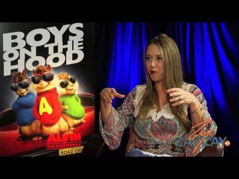 Bella Thorne  Alvin and the Chipmunks The Road Chip  ZayZay.Com