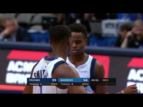 New Orleans Pelicans vs. Dallas Mavericks - November 3, 2017