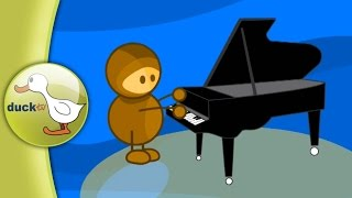Játékos hangok (2. rész) - ducktv (mese babáknak)