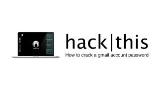 how to crack a gmail account password in backtrack 5