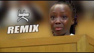Petite Fille En Pleurs Dénonce Les Violences Policières (REMIX)