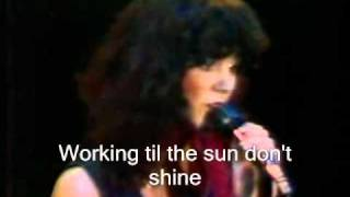 Linda Ronsdant Blue Bayou lyrics