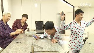 I LIVE ALONE 나 혼자 산다 Ep 219: Big Bang Dancing to Red Velvet? [ENG]