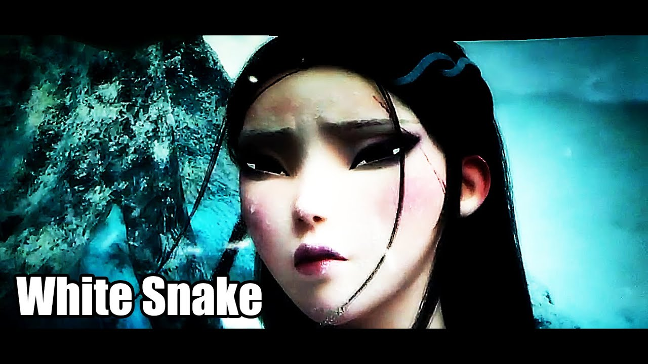 White Snake (2019) Chinese-American Animated Film Review ...