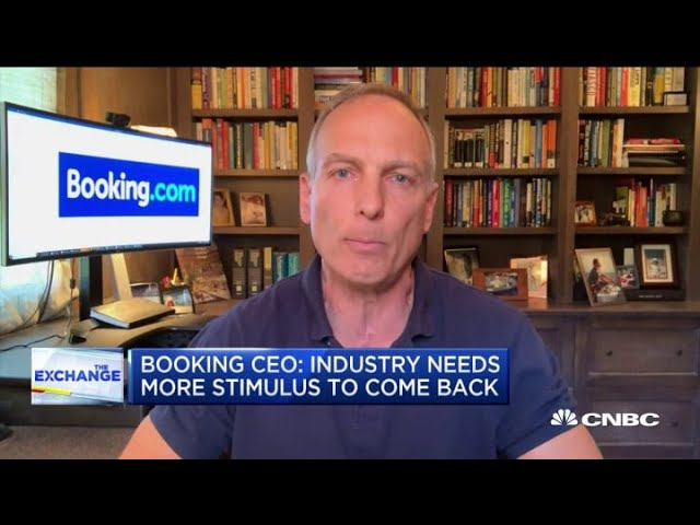Bookings Holdings CEO: Industry needs more stimulus to come back