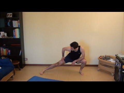 Mal di schiena 1 5 allungamento coscia posteriore for Interno coscia a corpo libero