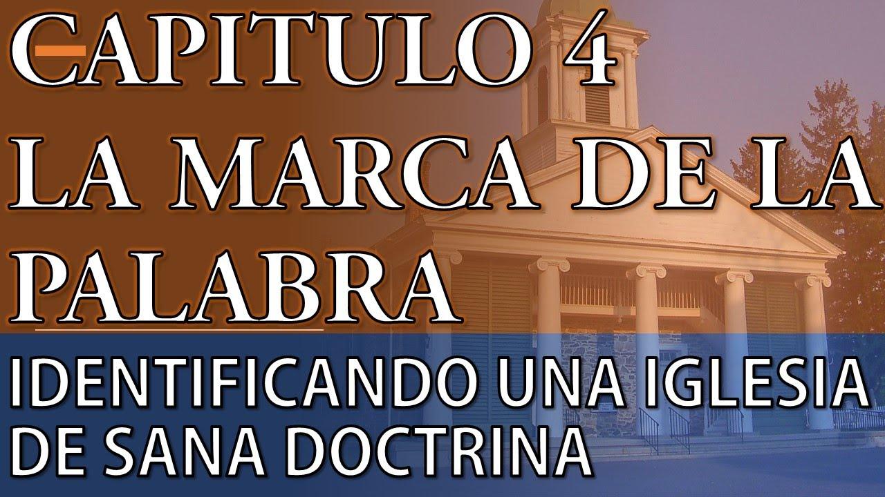 ¿Cómo identificar una iglesia de sana doctrina? --- Biblia Libre (Edgar Escobar)