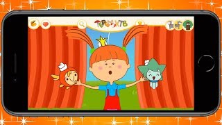 Сюрприз от Царевны - Детское приложение Теремок ТВ (для Android)