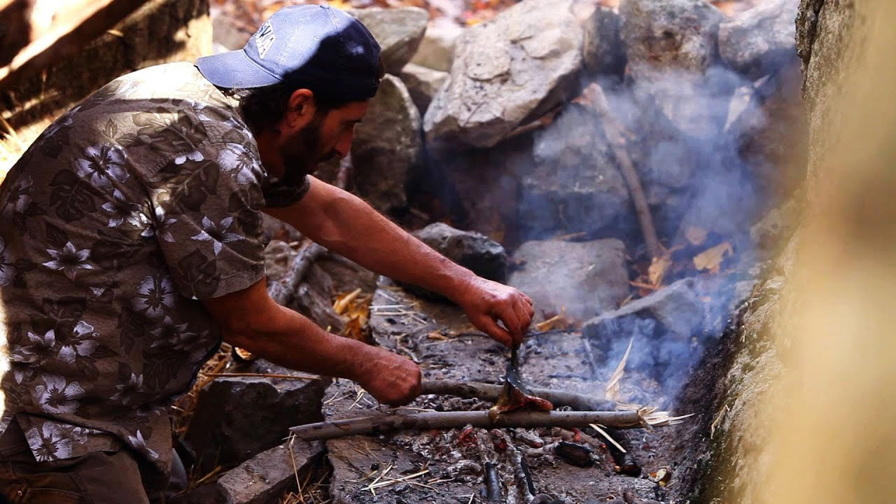 How To Cook Fish Over A Campfire