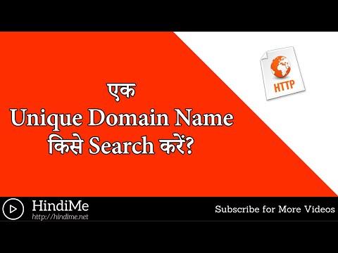How to Find Unique Domain Names for Branding | Blog Keliye Achha Domain Name