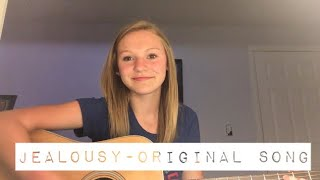 Jealousy-Original Song