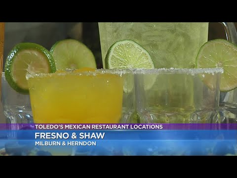 Toledo's Mexican Restaurant Moves