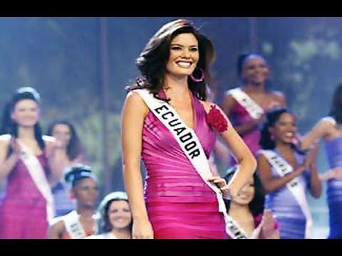 Miss Ecuador Universe 2004 Maria Susana Rivadeneira