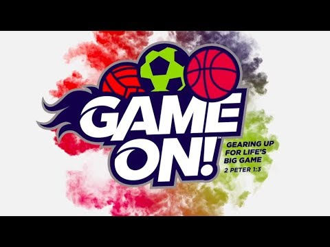 Game On!  VBS 2018 Theme