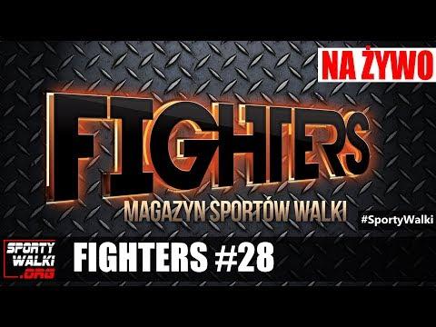 Magazyn Sportów Walki FIGHTERS #28 - Grabowski, Kraśnicki