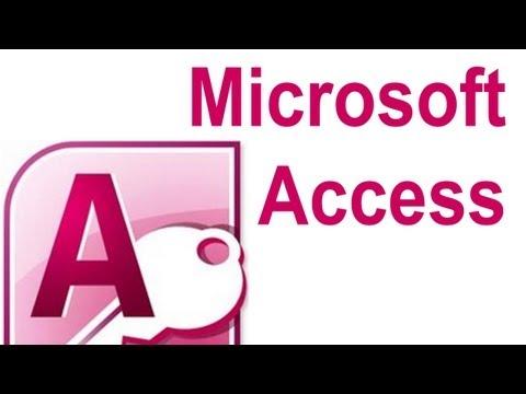 Microsoft Access Queries Tutorial 4 - Applying Criteria