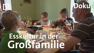 Was gibts zum Essen Familie Betz in der Oberpfalz  Zwischen Spessart und Karwendel  Doku